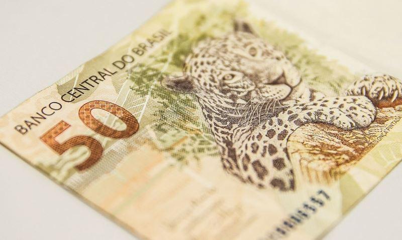 Nota de R$ 50,00