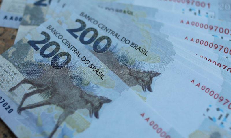 Cédula de R$ 200,00