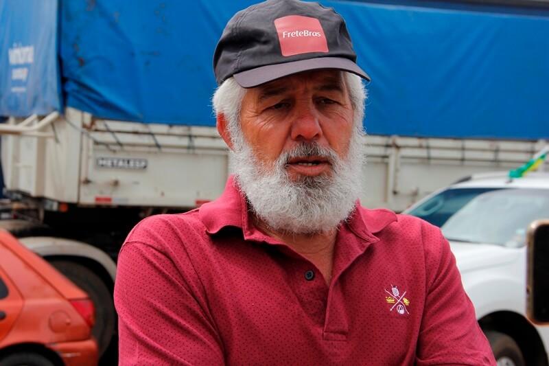 Carlos vice presidente da Cotrapi