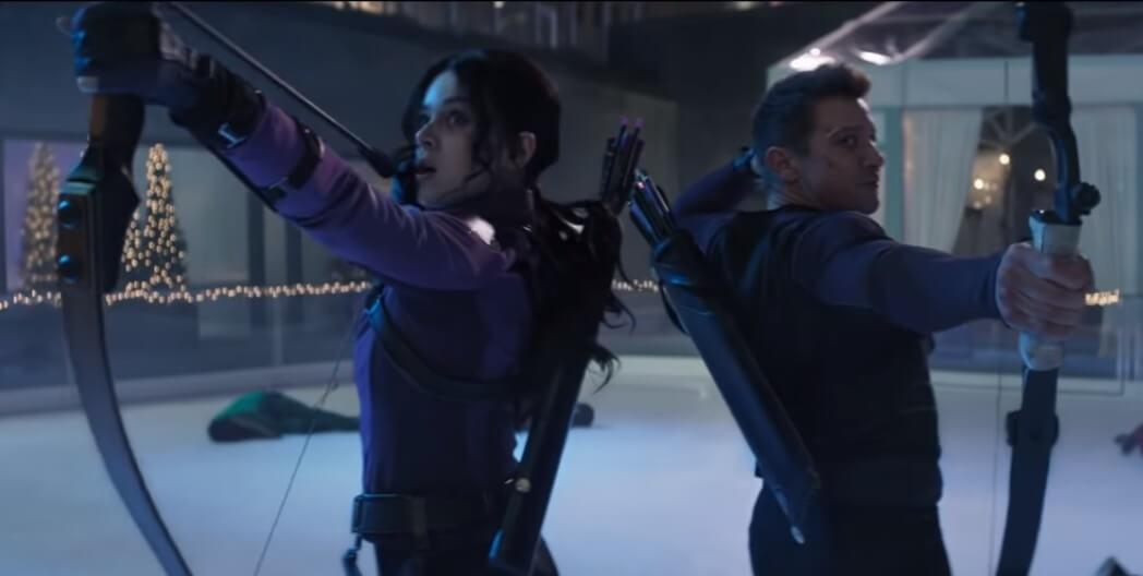 Primeiro Trailer de Hawkeye