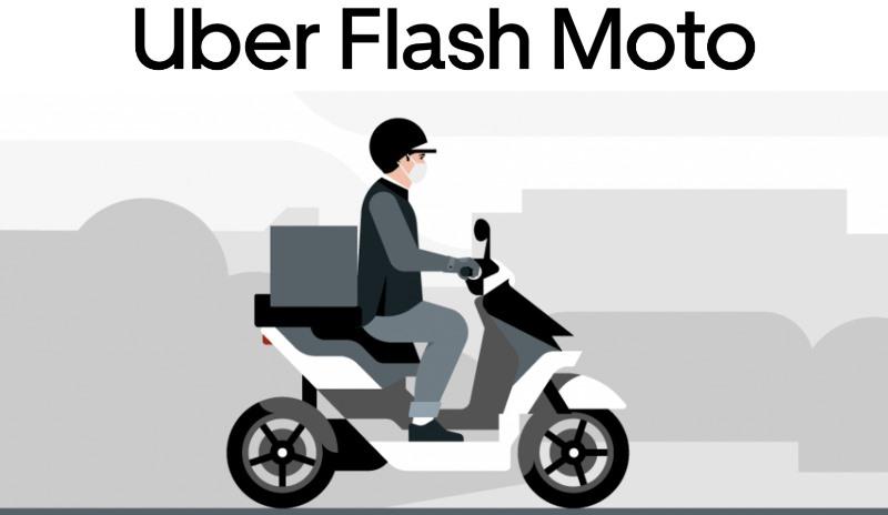 Uber Flash Motos