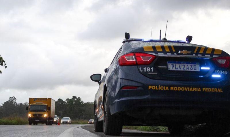 Viatura Policia Rodoviária Federal